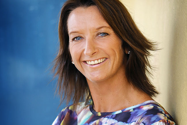New South Wales winner for the Australian Award for Excellence in Women's Leadership Layne Beachley AO