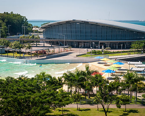 Darwin Convention Centre