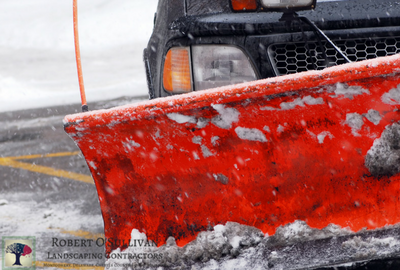 Snow Plow and Ice Removal Services