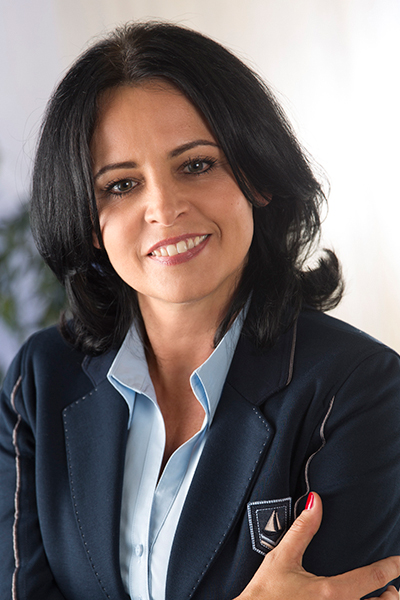 Nadja Hofstätter | CEO beauty lumis GmbH Austria
