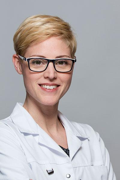 Fachärztin für Innere Medizin, Diabetes und Endokrinologie