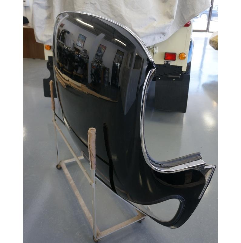 Jaguar Series I XKE Factory Hardtop - Donovan Motorcar Service Lenox ...