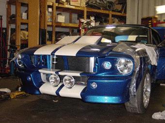 Donovan Motorcar Service Lenox MA – Classic Car Restoration