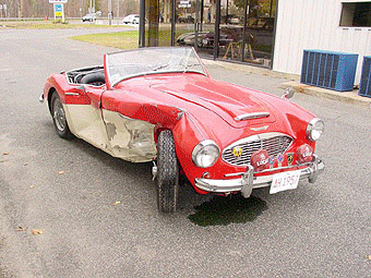Donovan Motorcar Service Lenox MA, Classic Car Restoration, Classic Car Sales, Vintage Cars For Sale, Classic Car Sales and Service, Jaguar Racing