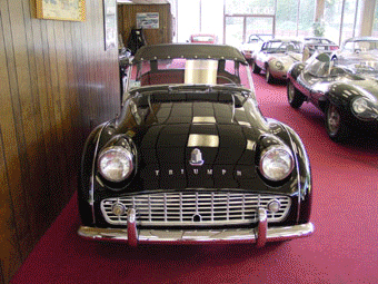Vintage Cars For Sale, Classic Car Sales and Service, Jaguar Racing, Donovan Motorcar Service Lenox MA, Classic Car Restoration, Classic Car Sales