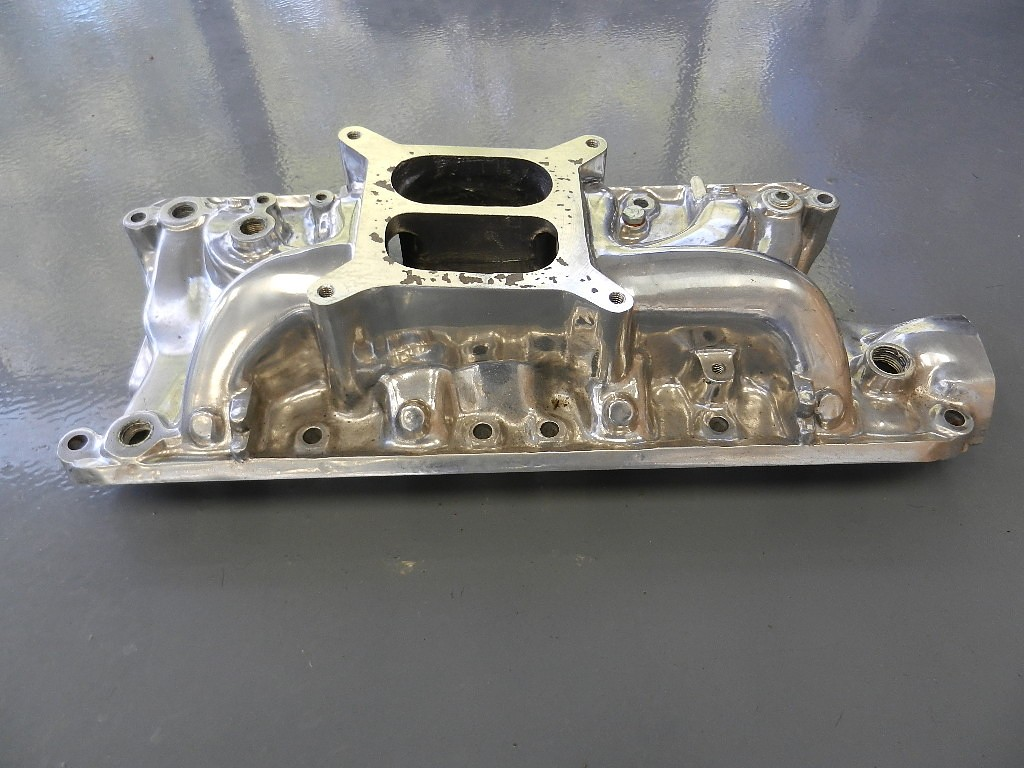 Ford Small Block Intake Manifold - Donovan Motorcar Service Lenox MA ...