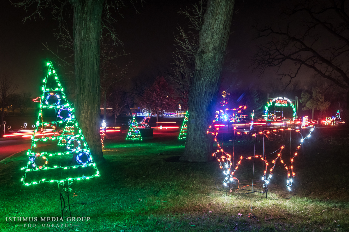 West Linn Maddox Woods Christmas Lights 2021