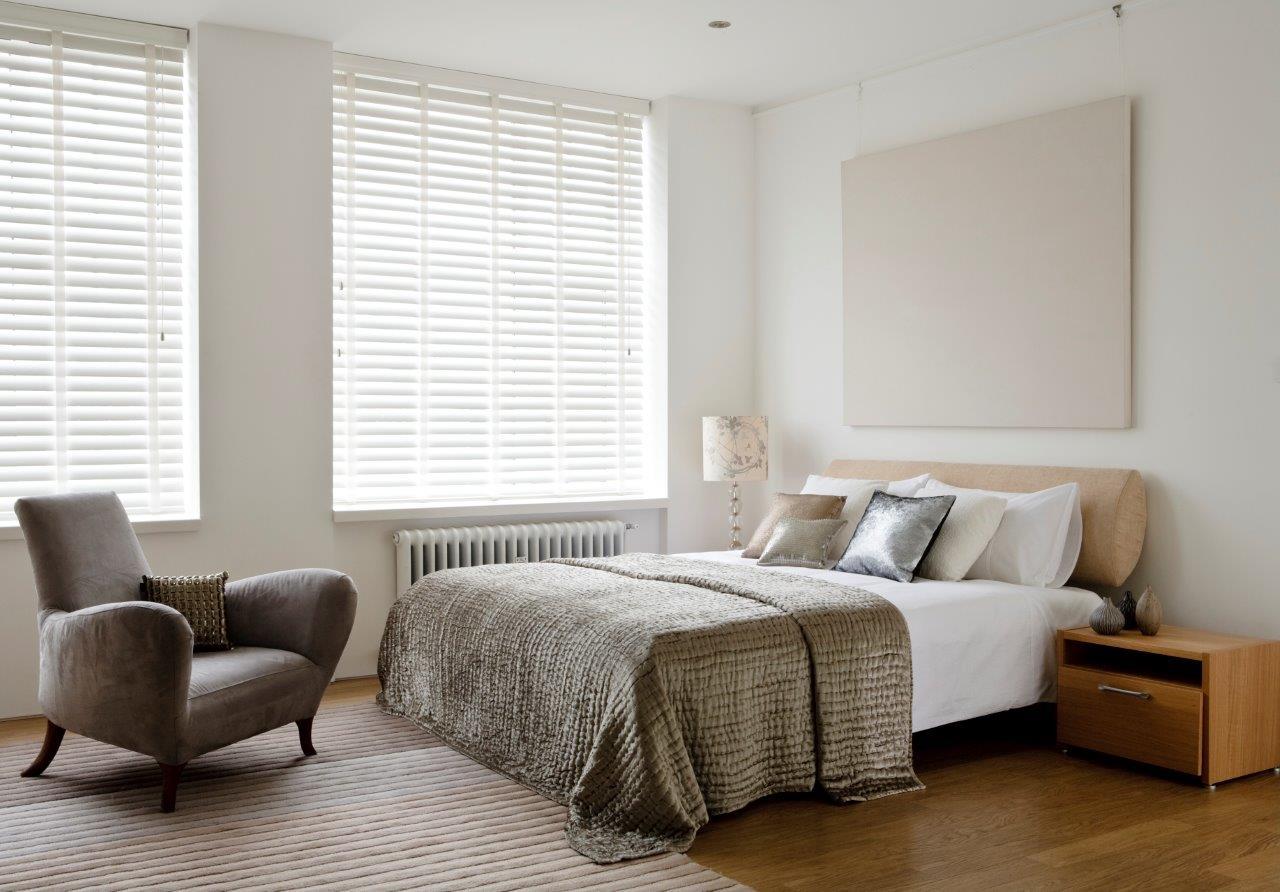 Modern Bedroom Blinds Wooden Blinds By Rol Lite Quality Wood Blinds Manufacturers