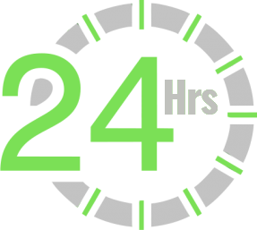 24-hrs 7 days a week