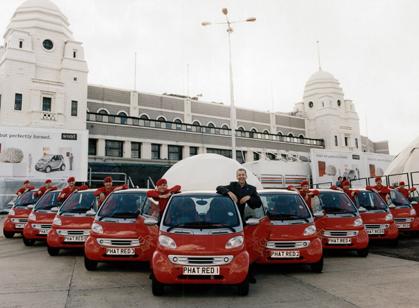 Smart Car Display Team