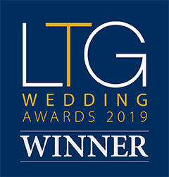 LTG Wedding Awards Winner