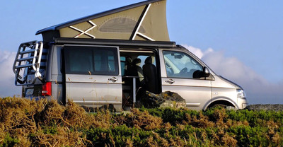 North Devon Camper Hire - VW California
