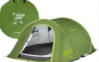 Extras - North Devon Camper Hire - Pop up tent