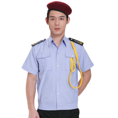 Security Shirt - Half Sleeve | Industrial Uniform | TSI Apparel