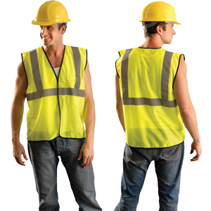 Safety Vests | Industrial Uniform | TSI Apparel
