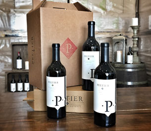 Peltier Diamond Wine Club