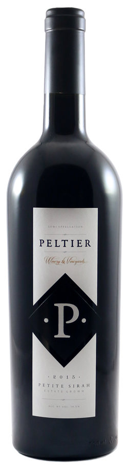 Peltier Winery & Vineyard - Petite Sirah