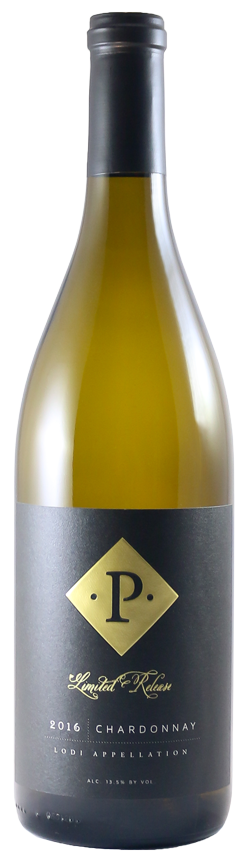 Naked Chardonnay - Limited Release by Peltier WInery