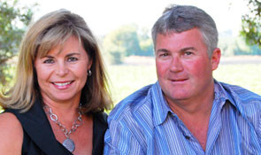 Peltier Winery Owners