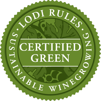 Peltier Winery is Certified Green