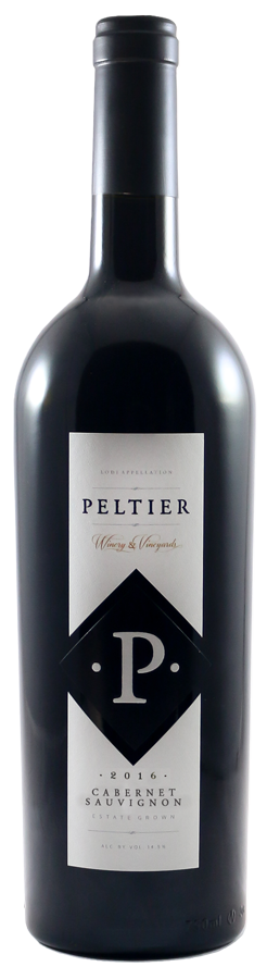 Peltier Winery & Vineyard - Cabernet Sauvignon