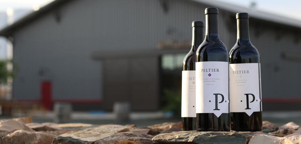 Peltier Winery, Acampo California