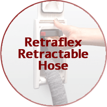 retraflex retractable hose מולטיואק