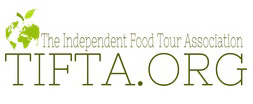TIFTA Logo - Global Food Tours