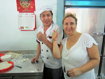 Guangzhou Food Tour - Handmade dumplings