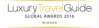 Luxury Travel Guide Award - Best Unique tour operator Hong Kong