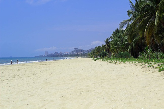 Sanya Bay Beach, Hainan, China Beaches