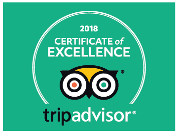 Tripadvisor Certificate of Excellence - Eating Adventures - Hong Kong Food Tours
