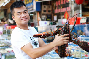 Huangsha Fish Market | Things to do in Guangzhou