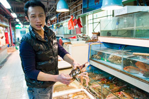 Guangzhou wet markets | Live fish | Things to do in Guangzhou