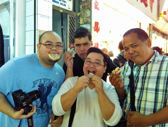 Hong Kong Food Tours - Pastry