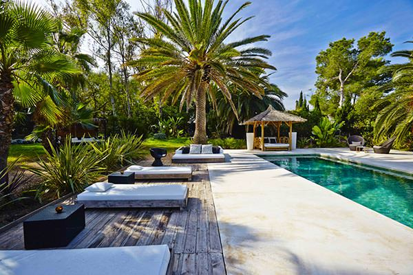 PRIVATE PLAN Ibiza villa ren