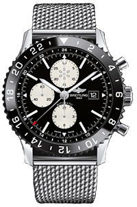 breitling chronoliner watch