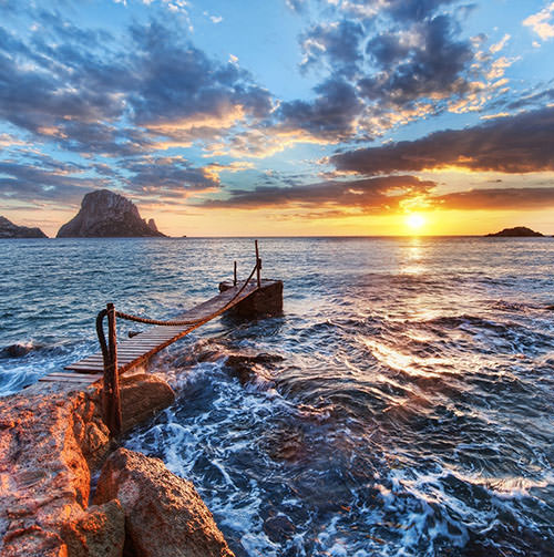 Ibiza luxury travel