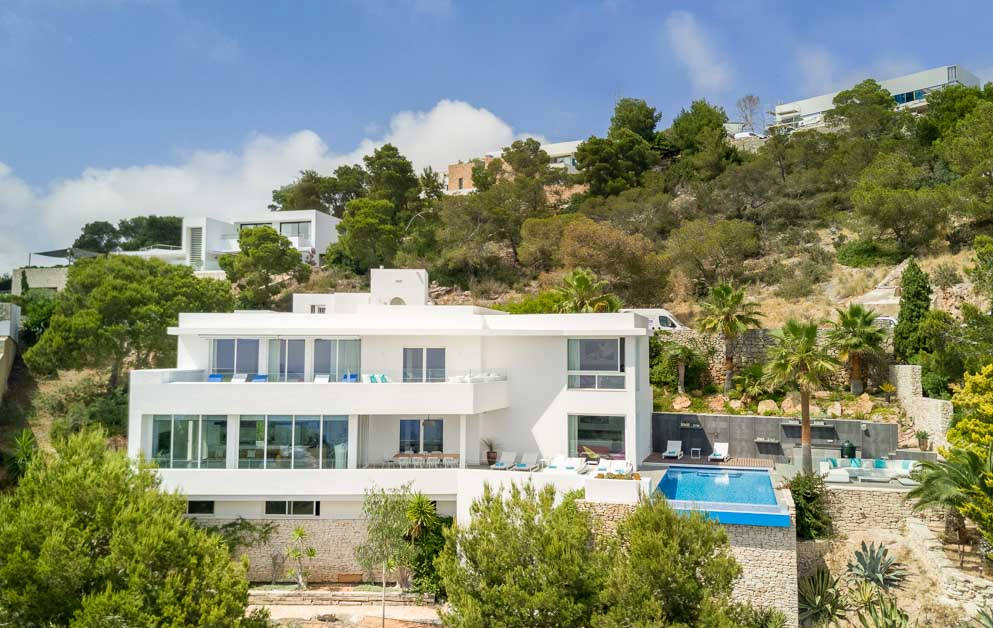 PRIVATE PLAN Ibiza villa rent