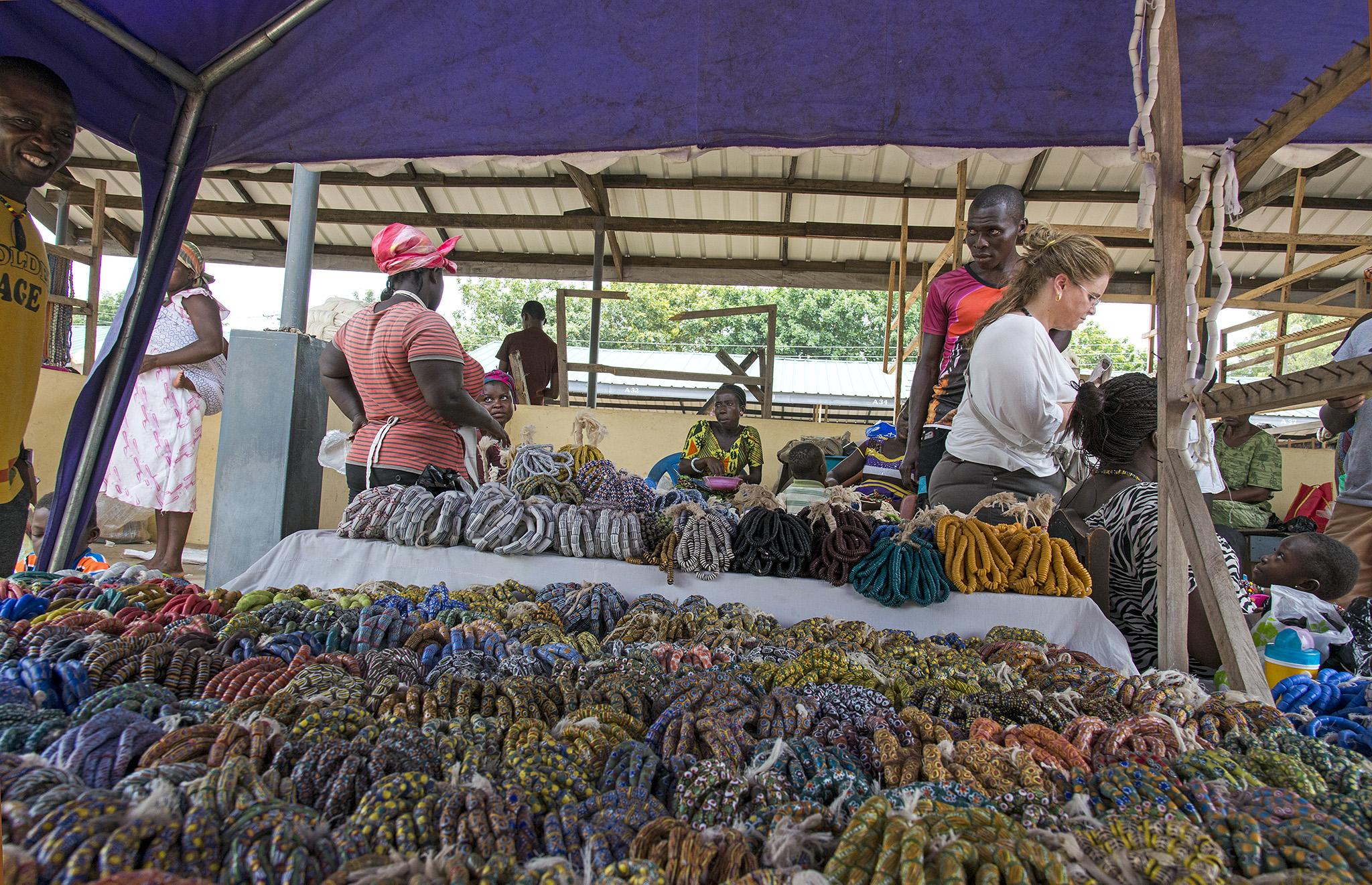 koforidua market