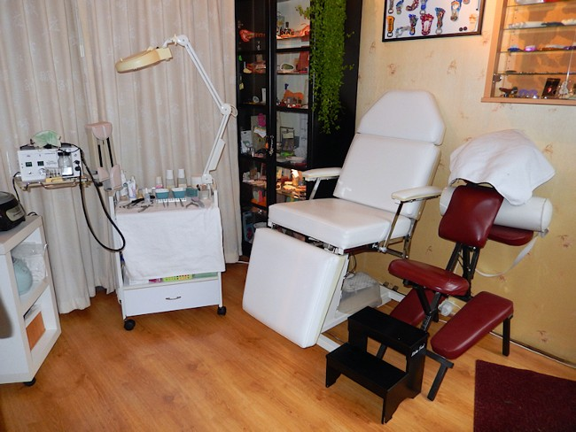 Pedicure in Almere