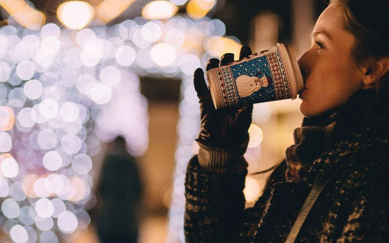 Offer Coffee This Christmas To Your Customers