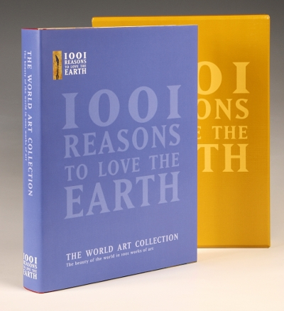1001 reasons to love the earth