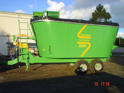 Lockwood AG | Lockwood Farm Machinery | Vertical Mixer
